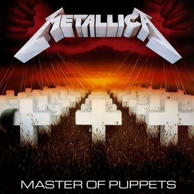 Metallica - Master Of Puppets (12'' LP) Cardboard Sleeve