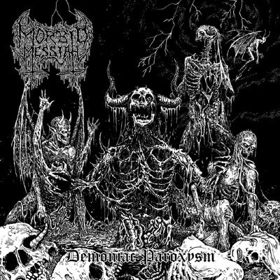 Morbid Messiah - Demoniac Paroxysm (CD)