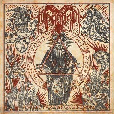 Negator - Vnitas Pvritas Existentia (CD)