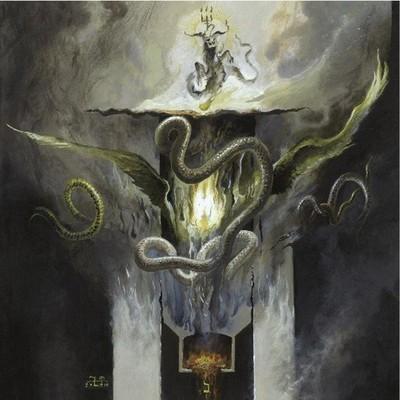Nightbringer - Ego Dominus Tuus (CD)