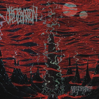 Obliteration - Black Death Horizon (CD)
