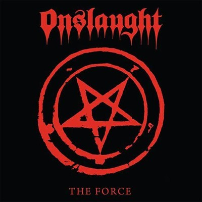 Onslaught - The Force (CD)