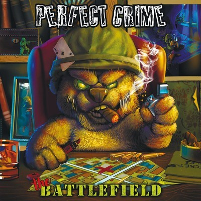 Perfect Crime - The Battlefield (CD)
