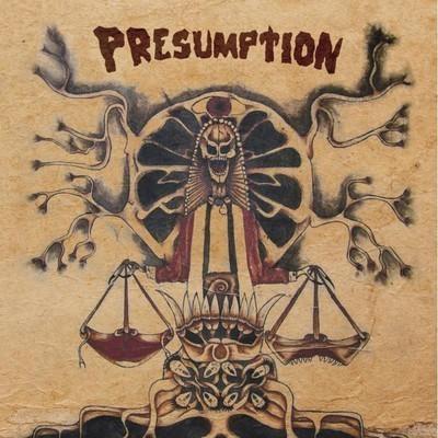 Presumption - Presumption (12'' LP) Cardboard Sleeve