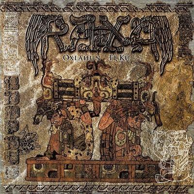 Raxa - Oxlahun Ti Ku (CD)
