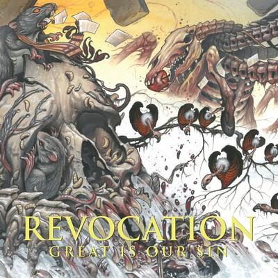 Revocation - Great Is Our Sin (CD)