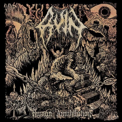 Ruin - Human Annihilation (CD)