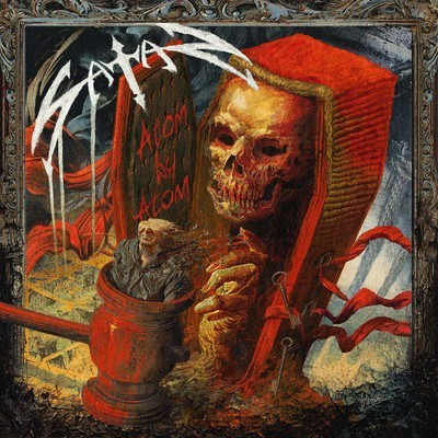Satan - Atom By Atom (CD)