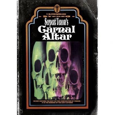 Serpent Venom - Carnal Altar (CD) Paper Sleeve