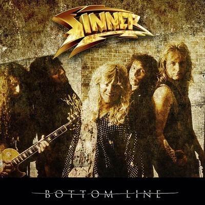 Sinner -  Bottom Line (CD)