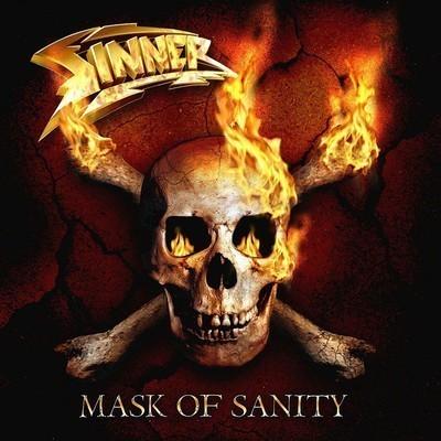 Sinner - Mask Of Sanity (CD)