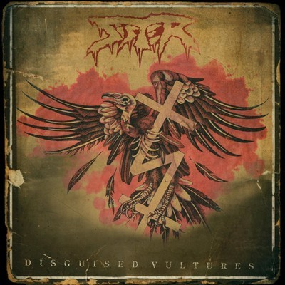 Sister - Disguised Vultures (CD)