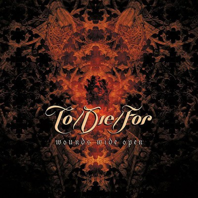 To/Die/For - Wounds Wide Open (CD)