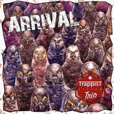 Trappist System Trio - Arrival (CD)