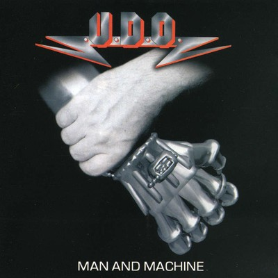 U.D.O. - Man And Machine (CD)