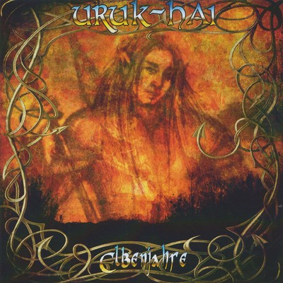Uruk-Hai - Elbenjahre (CD)