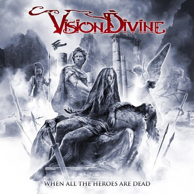 Vision Divine - When All The Heroes Are Dead (CD)
