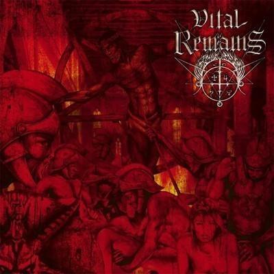 Vital Remains - Dechristianize (CD)