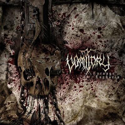 Vomitory - Carnage Euphoria (CD)