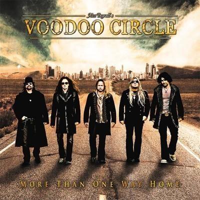 Voodoo Circle - More Than One Way Home (CD)