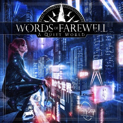 Words Of Farewell - A Quiet World (CD)
