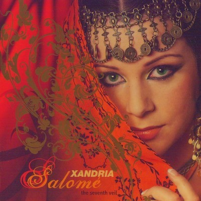 Xandria - Salomé - The Seventh Veil (CD)
