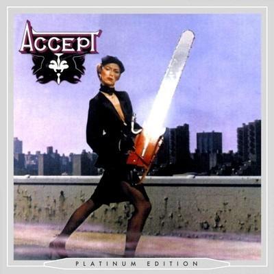 Accept - Accept (CD)