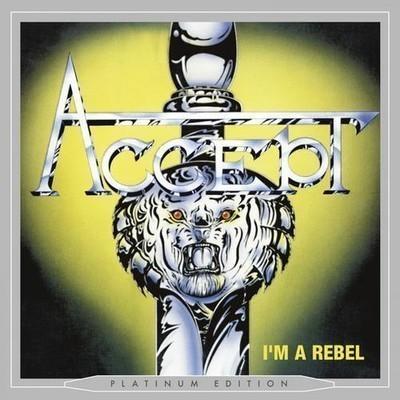 Accept - I'm A Rebel (CD)