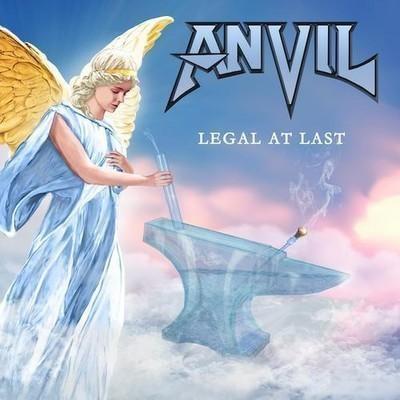 Anvil - Legal At Last (CD)