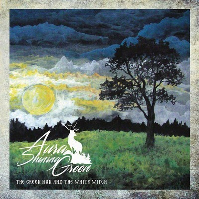Aura Shining Green - The Green Man And The White Witch (2xCD)