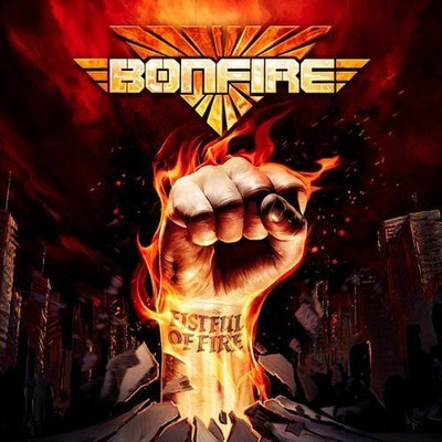 Bonfire - Fistful Of Fire (CD)