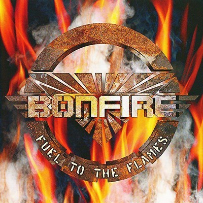 Bonfire - Fuel To The Flames (CD)