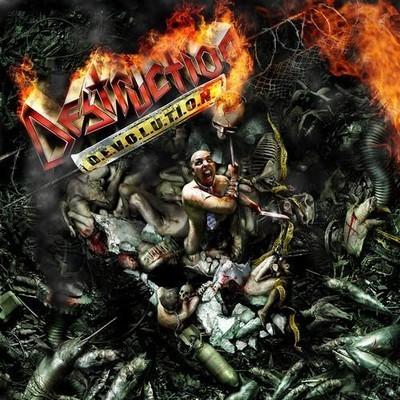 Destruction - D.E.V.O.L.U.T.I.O.N. (CD)