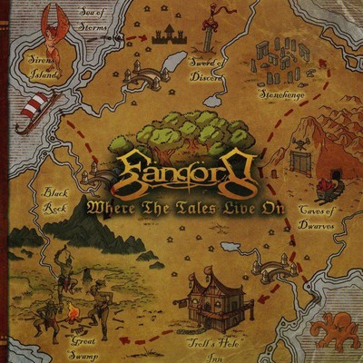 Fangorn - Where The Tales Live On (CD)