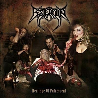 Festerguts - Heritage Of Putrescent (CD)