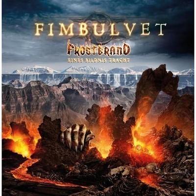 Fimbulvet - Frostbrand - Eines Bildnis Tracht (CD)
