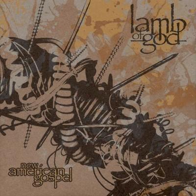 Lamb Of God - New American Gospel (CD)