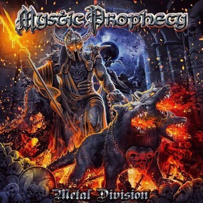 Mystic Prophecy - Metal Division (CD)