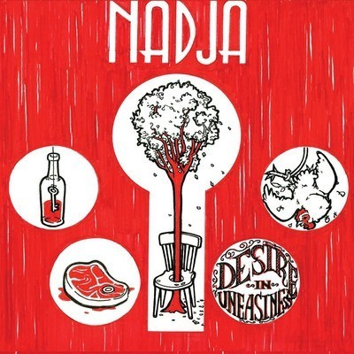 Nadja - Desire In Uneasiness (CD) Digipak