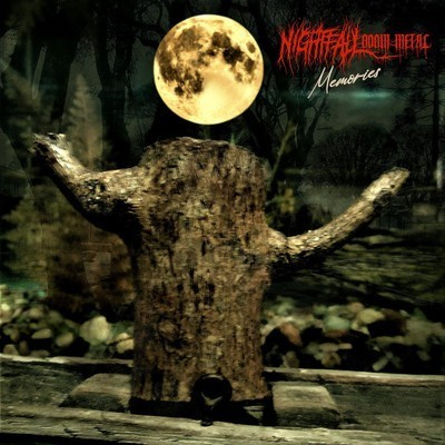 Nightfall Doom Metal - Memories (CD)