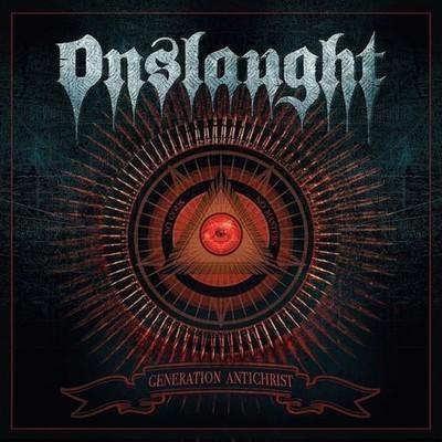 Onslaught - Generation Antichrist (CD)