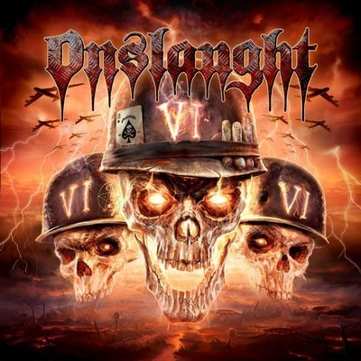 Onslaught - VI (CD)