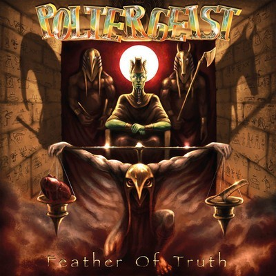 Poltergeist - Feather Of Truth (CD)