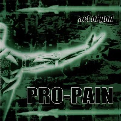 Pro-Pain - Act Of God (CD)