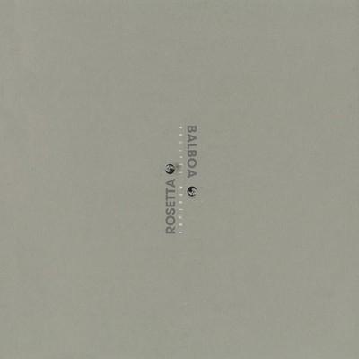 Rosetta / Balboa - SplitCD - Project Mercury (CD)