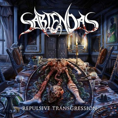Sabiendas - Repulsive Transgression (CD)