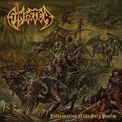 Sinister - Deformation Of The Holy Realm (CD)