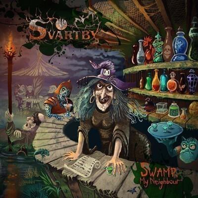 Svartby - Swamp, My Neighbour (CD)