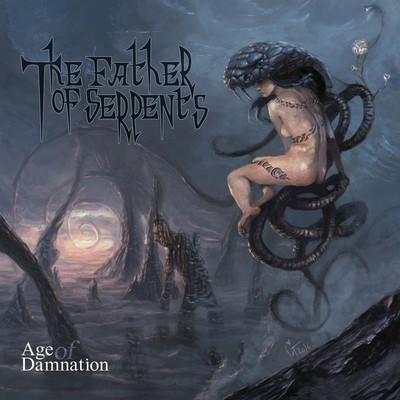 The Father Of Serpents - Age Of Damnation (CD)