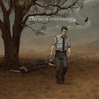 The Sullen Route - Last Day In Utter Diseases (CD)